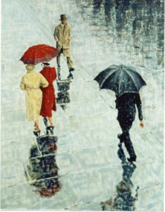 Umjesto uredničkih notica - Volite li kišu?