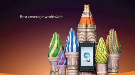 The Creative AT&T Advertisements...........