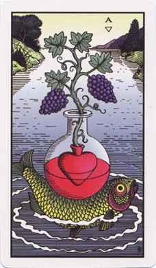 Vrste karata za proricanje: Alchemical Tarot