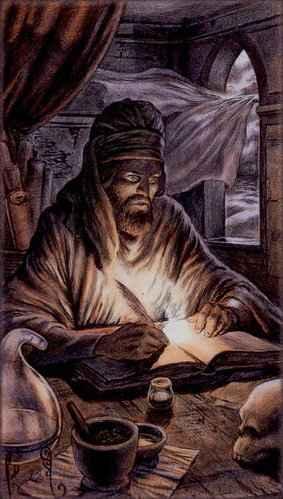 Vrste karata za proricanje: Dark Grimoire Tarot