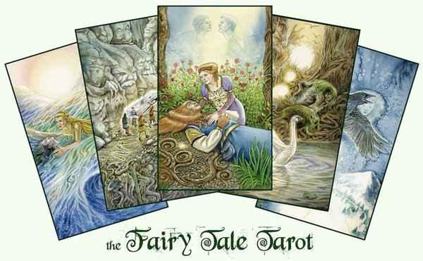 Vrste karata za proricanje: Fairy Tale Tarot