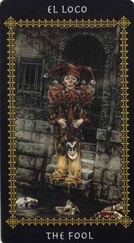 Vrste karata za proricanje: Favole Tarot