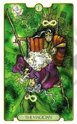 Vrste karata za proricanje: Revelations Tarot