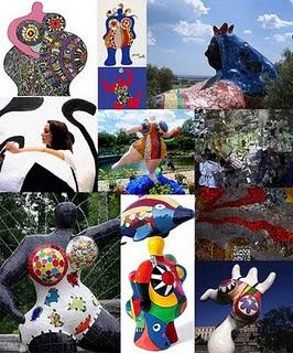 Niki de Saint Phalle - umjetnost inspirirana tarotom