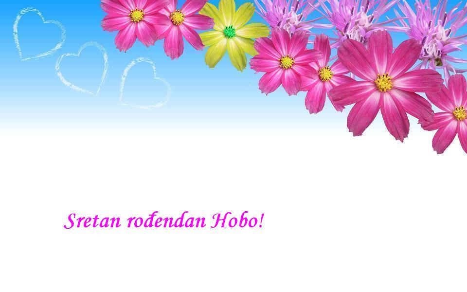 Sretan rođendan Hobo!