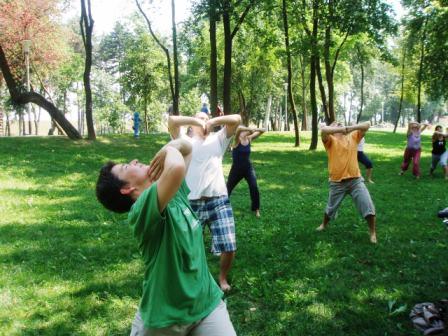 Besplatno vježbanje Anan-Do metoda