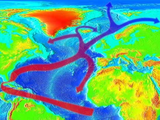 Život na Zemlji upravo se promijenio - Sjevernoatlantska struja više ne postoji