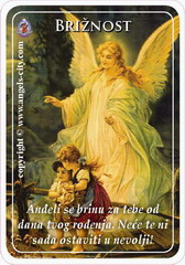 Anđeoska kartica 25.10.