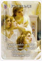 Anđeoska kartica 26.10