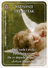 Anđeoska kartica 12.10.