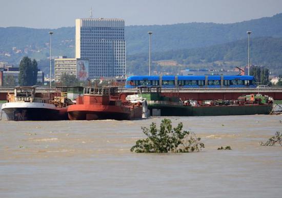 Razorne poplave pogađale su Hrvatsku i u prošlosti