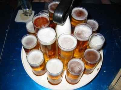 Nubijci su se prije 2000 g. liječili antibioticima opijajući se pivom