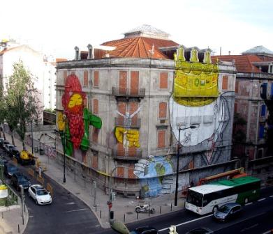 Najbolji grafit je u Lisabonu