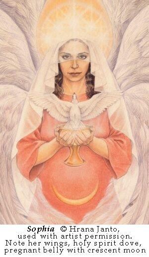 Krist i Sofija