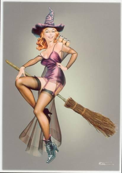 Muškarci su čarobnjaci, žene su vještice?