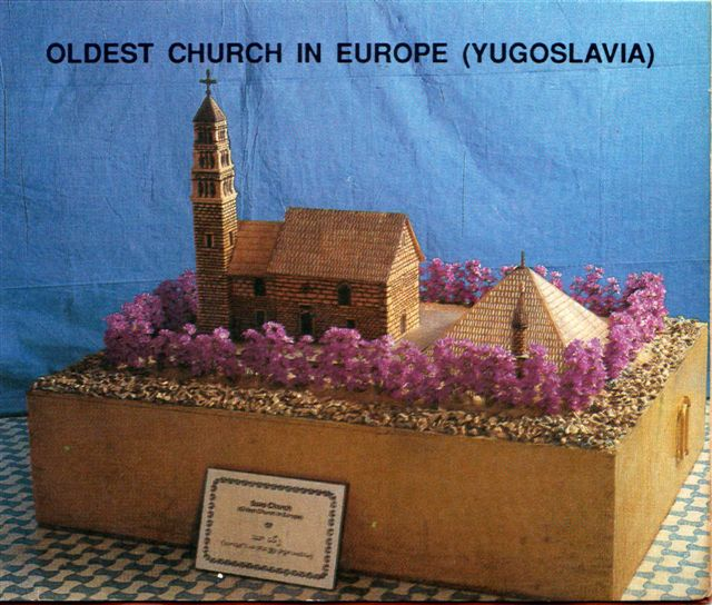 najstarija crkva u Europi
