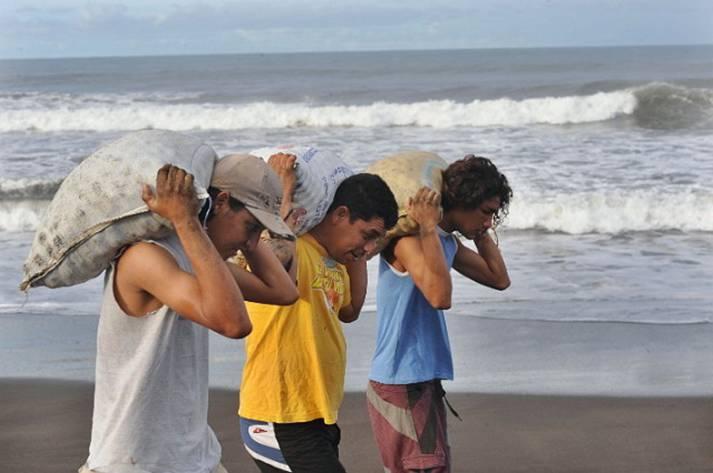 World Shame Coast in Costa Rica