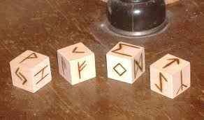 Rune - načini proricanja, proricanje sa tri rune