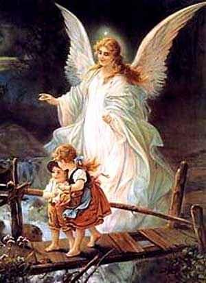 Dijalog sa Anđelom čuvarom...