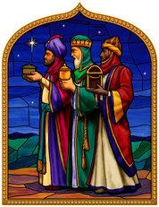 tri kralja