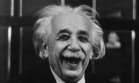 Albert EinsteinRunoval