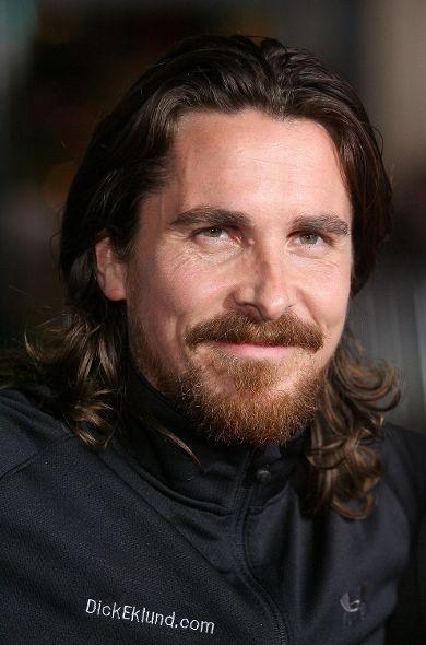 Dnevnik esencija 20.2.2011. - Galerija portreta - glumac Christian Bale Batman