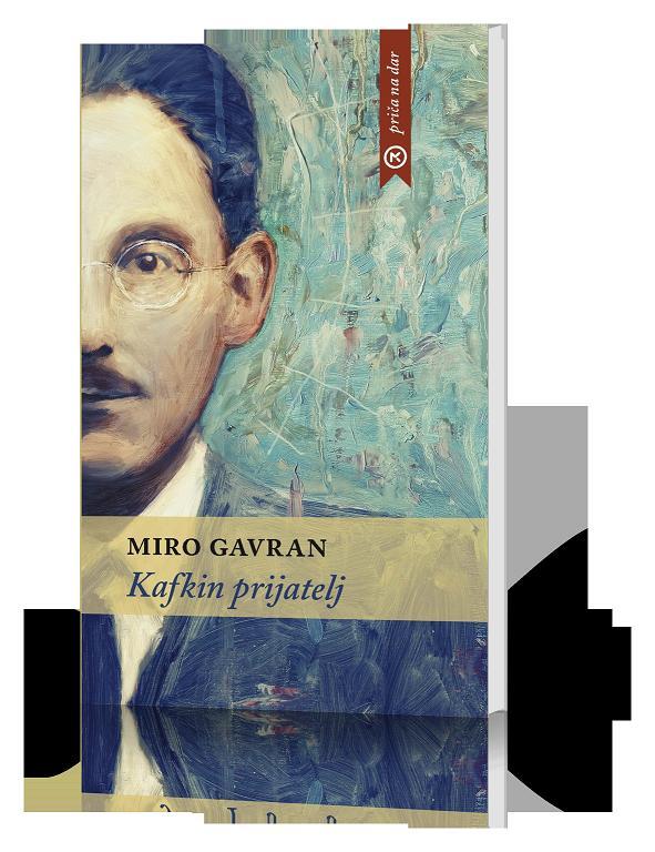predstavljanje novog romana Mire Gavrana: Kafkin prijatelj