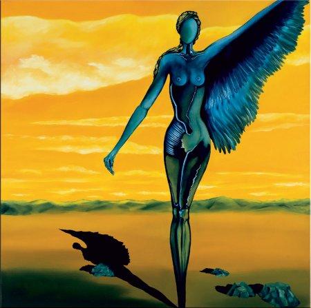 Plava ptica