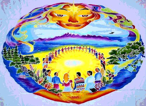 Ceremonija Planetarne Harmonizacije - Visoko, Piramida Sunca