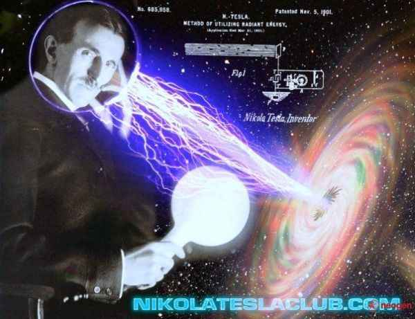 Nikola Tesla!