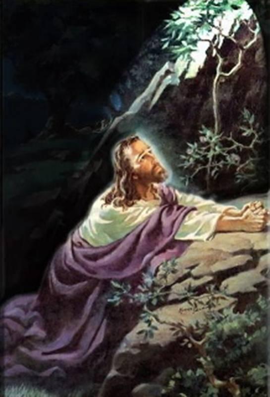 Korizmena molitva