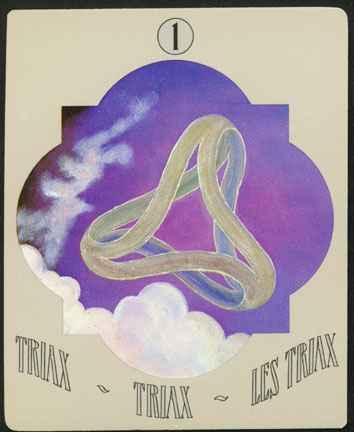 Deva Tarot - Objašnjenja Triaxa 1