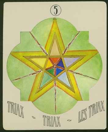 Deva Tarot - Objašnjenja Triaxa 5
