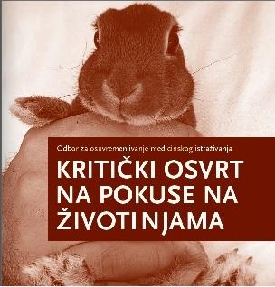 Kriticki osvrt na pokuse na životinjama