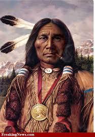 Deset zapovijedi indijanaca