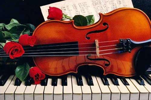 violina...
