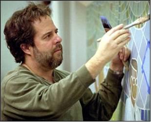 John Pugh i nevidjeni murali