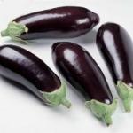 Vegetarijanska kuhinja - Punjeni patlidžani na tadžiski način