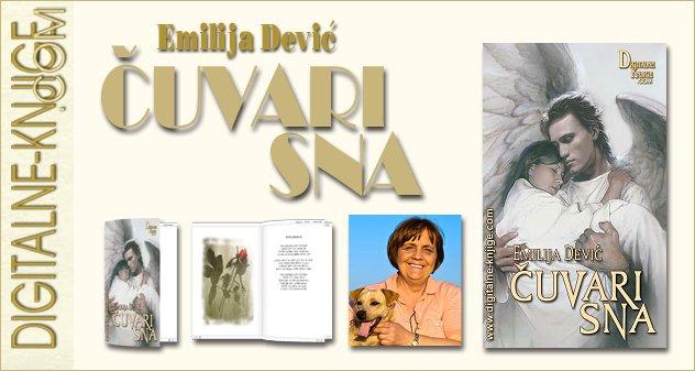 ČUVARI SNA - Pjesnikinja - 2 knjige u našem nagradnom fondu