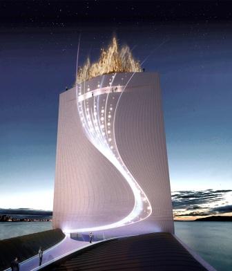 La Torre de las Olimpíadas de 2016 - Río de Janeiro