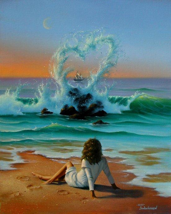 Ljubav, otajstvo života...