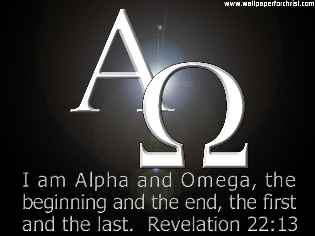 JA JESAM alfa i omega