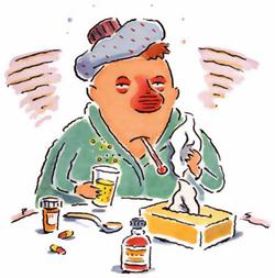 Što djeluje, a što ne djeluje protiv gripe