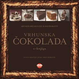 e-knjiga : VRHUNSKA ČOKOLADA - schwarzwald torta