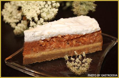 TORTA SA JABUKAMA (Po receptu tete Ane Budanko