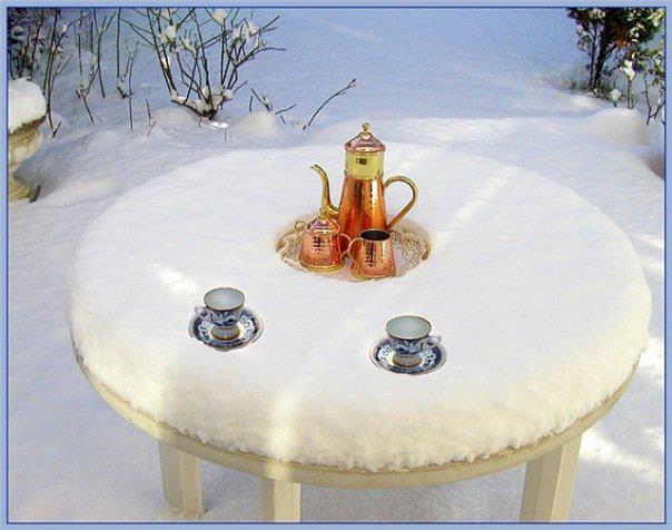 Uredničko: Dan po dan - Tko kaže da snijeg donosi samo nevolje...?