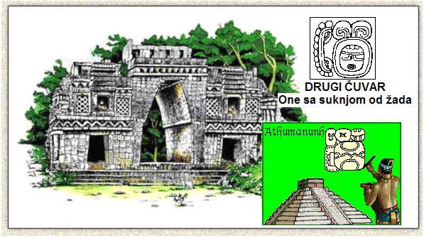 Poklopac sarkofaga iz Palenque
