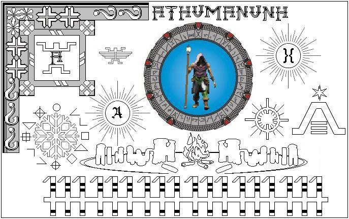 Athumanunhova legenda