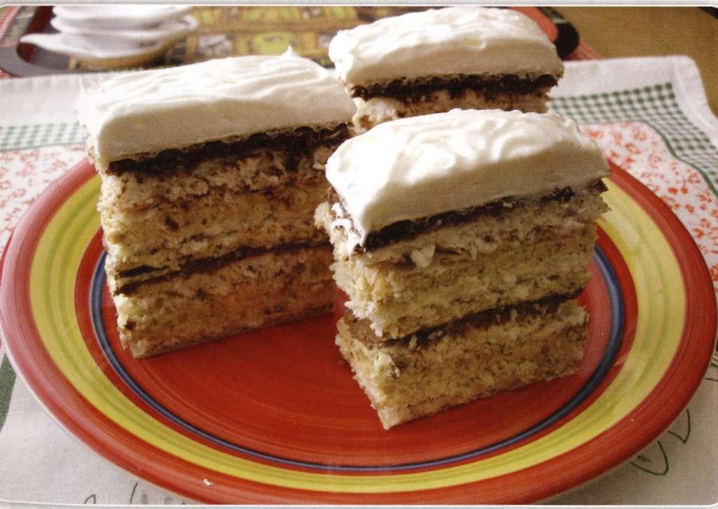 RASKOŠNA TORTA