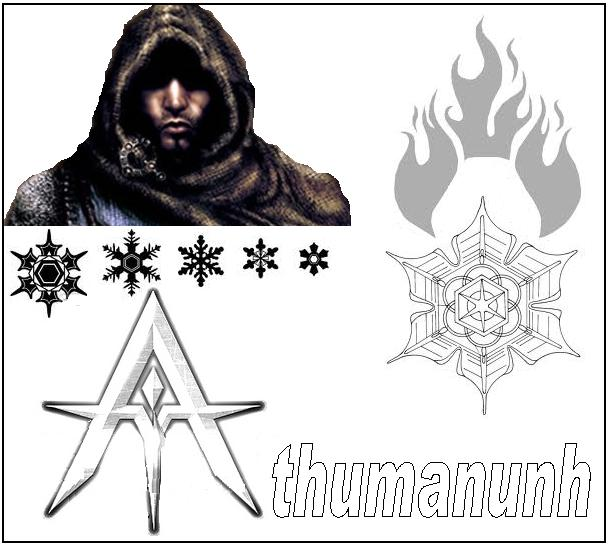 Athumanunhovo poimanje Legende